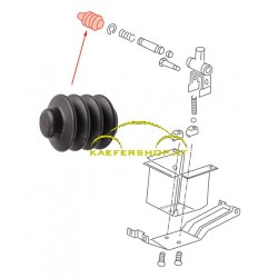 Faltenbalg, 5-Ganggetriebe, seitlich