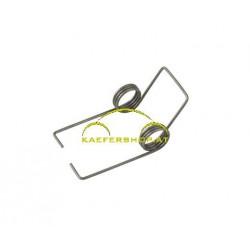 Feder, Rasterplatte/Handbremse, Bus T2