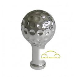 "Schaltknauf ""Golfball"", Aluminium"