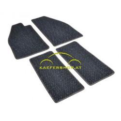 Fußmatten, Kokos, -57, blau/schwarz