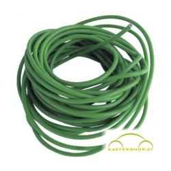 Auto-Elektro-Kabel, grün, 1,5mm², 5 lfm