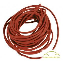 Auto-Elektro-Kabel, rot, 2,5mm², 5 lfm