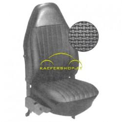 Sitzbezüge, Limousine, schwarz, 8.72-7.73