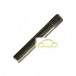 Türscharnierbolzen, 1. Übermaß, Durchmesser 8.1 mm