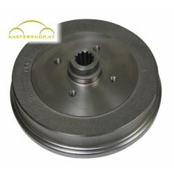 Bremstrommel, hinten, 4-Loch, LK 100