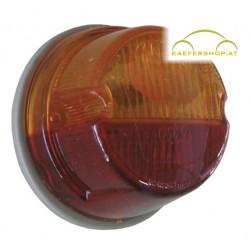 Brems-/Blinkleuchte, rot/orange, Stück