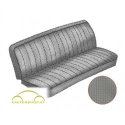 Sitzbezüge, Vordersitze, grau, 50-62