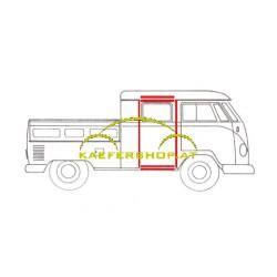 Türdichtung, Doka, hinten, Bus T1, 57-67