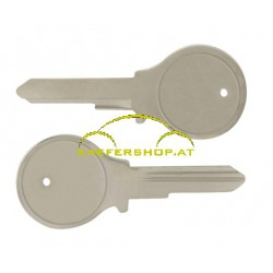 """Schlüsselrohling, Profil """"T"""", 1.64-7.66"""