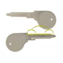 """Schlüsselrohling, Profil """"L"""", 8.66-7.70"""