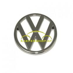 Emblem, vorne, Chrom, Original