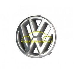 Emblem, vorne, Chrom, 125mm