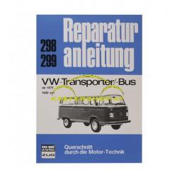 Reparaturanleitung Bus T2