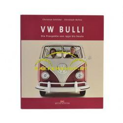 VW Bulli Prospekte von 1950 bis heute