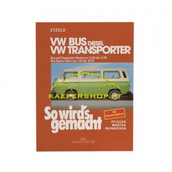 So wirds gemacht, Bus T3, 80-92, Band 35