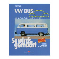 So wirds gemacht, Bus T2, 74-79, Band 18