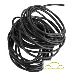 Auto-Elektro-Kabel,schwarz, 1,5mm², 5 lfm