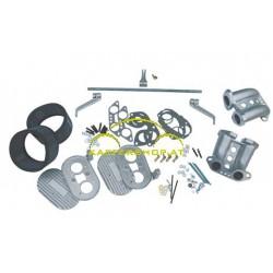 Gasgestänge- u. Ansaugkrümmer-Kit für Typ 4