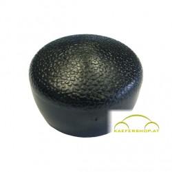 Schaltknopf, Serie, Kunststoff schwarz, 12mm Gewinde, Stück