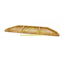 Bambusablage unter...