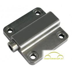 Ölpumpendeckel mit integriertem Druckregelkolben