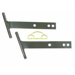 T-Bars, Aluminium, -7. 67