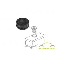 Deckel für Bremsflüssigkeitsbehälter, schwarz
