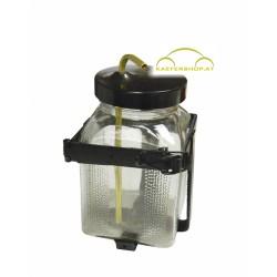 Wasserbehälter aus Glas, Repro