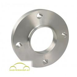 Distanzscheiben, 25 mm,  Kugelbund / Stahlfelge