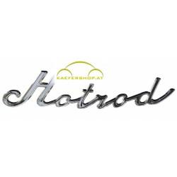 """Schriftzug """"Hotrod"""", 17 x 4 cm"""