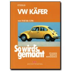 So wird's gemacht - VW-Käfer