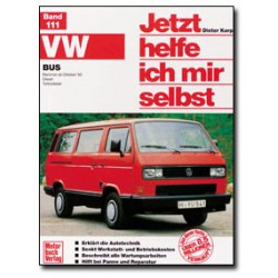 Jetzt helfe ich mir selbst, Bd.111, VW Bus (T3), ab 10.82