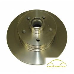 Bremsscheibe, T3, vorne, bis 6.86, 278/13mm