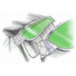 Sonnenschute, grün, T3, 5.79-7.92