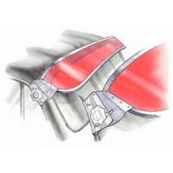 Sonnenschute, T1, rot, 10.52-7.67