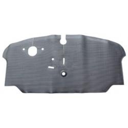 Gummimatte Fahrerkabine, T2, ab 8.72