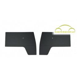 Türverkleidungen vorne, schwarz, T1, 55-3.61