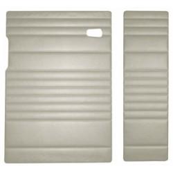 Türverkleidungen, hinten, Doppelkabine, beige, ab 8.67