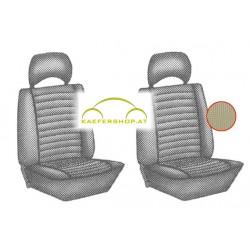 Sitzbezüge, Vordersitze, beige, ab 8.76